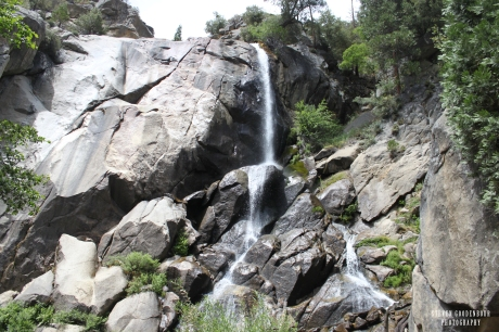 Sequoia Waterfall
