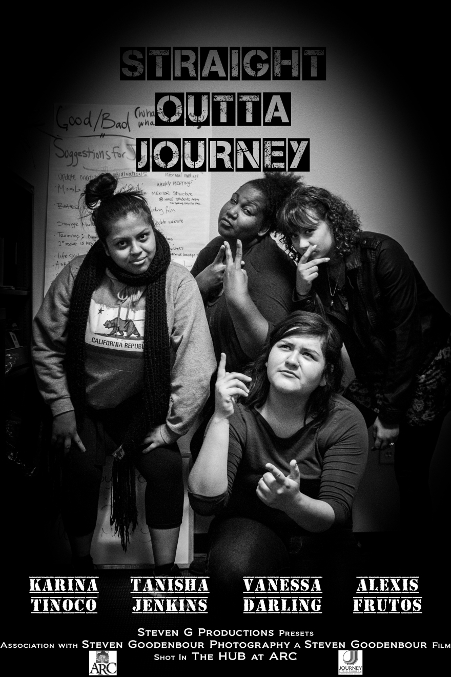 Straight Outta Journey
